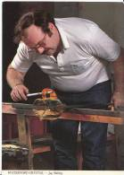 Professions Postcard - Waterford Crystal - Jug Making  Y101 - Artigianato