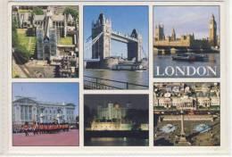 LONDON - Multicard - Ca 1985 - Westminster Abbey