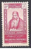 GRAND LIBAN  N� 178  NEUF**