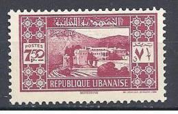 GRAND LIBAN  N� 166  NEUF**