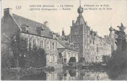 AK Louvain, Leuven  Le Chateau,Kasteel,Feldpost - Leuven