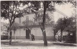 Le Crime De LANGON -  Hotel Et Café De La Gare - La Maison Du Crime - Langon