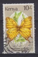Kenya 1988 Mi. 428     10 Sh Schmetterling Butterfly Papillon - Kenia (1963-...)