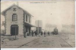 CYS LA COMMUNE - La Gare Du CBR - Train - Frankrijk