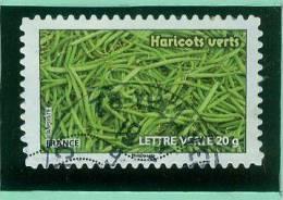 742 France 2012 Adhésif Légumes - Adhesive Stamps