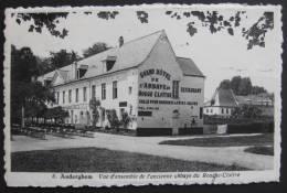 Auderghem, Vue D'ensemble De L'ancienne Abbaye Du Rouge-Cloître, Grand Hôtel De L'Abbaye/Faute Dans L'intitulé 'Rouche' - Auderghem - Oudergem