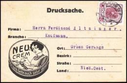 Austria 1921, Printed Matter - 1918-1945 1. Republik