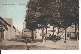 RILLY LA MONTAGNE - Place Gallois - Rilly-la-Montagne