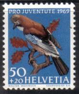 Zu J 231 PRO JUVENTUTE 1969 ** / MNH - Ungebraucht