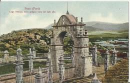 PERU – PUNO – TITICACA LAKE – ANTIQUE ARCH VIEWED FROM THE HIGHER SIDE  – NOT USED – HALF SHINING  RECARPE1 PUB E.POLACK - Peru