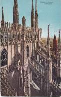 Old ITALY Postcard MILAN Duomo Dettaglio CATHEDRAL - Milano (Milan)