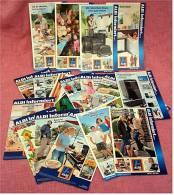 19 X ALDI Informiert 2008 Reklame Prospekte  - Insgesammt  Ca. 550 Seiten - Reklame