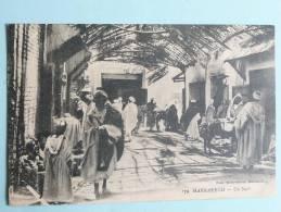 MARRAKECH - Un Souk - Marrakech