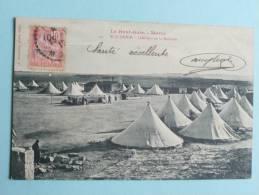 CAMPAGNE DU MAROC - 1912 - BOU DENIB , Intérieur De La REDOUTE - Other Wars