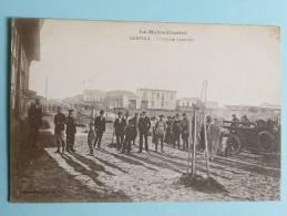CAMPAGNE DU MAROC - KENIFRA - Avenue Centrale - Guerres - Autres