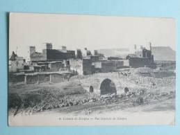 CAMPAGNE DU MAROC - Colonne De KENIFRA - Vue Générale De KENIFRA - Guerres - Autres