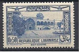 GRAND LIBAN  PA N� 65  NEUF** LUXE