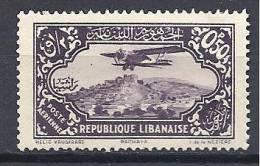 GRAND LIBAN  PA N� 39  NEUF** LUXE