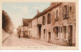 Mont-L'Evêque. Rue De Meaux. - Autres Communes