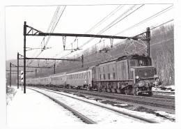 CP Moderne 91 Lardy N°10 Train Supplémentaire Voyageurs Locomotive 2D2 5526 En 1978 Ligne Limoges Paris Voir DOS - Lardy