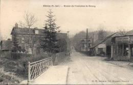 N° 010a - CLERES - Route De Fontaine Le Bourg - Clères