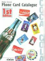Japan Phonecard Coca Cola Katalog Von Sirius - Télécartes