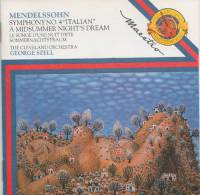 Mendelssohn - George Szell - Symphony N° 4 ( Italian ) - Klassik