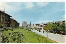 AK ALBANIEN ALBANIA  KOSOVO KOSOVSKA MITROVICA  BIG FORMAT OLD POSTCARD 1974 - Albanien