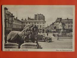 51 CHALONS SUR MARNE Place Foch - Châlons-sur-Marne