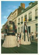 Ducasse D'ATH.  Mr Et Mme Goliath. - Ath
