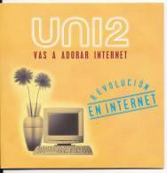 Uni2 (Telefon) - Revolucion En Internet - Installation CD - Wissenschaft & Technik