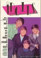 """MAGAZINE IDOLES Beatles""""Décembre 1989""""Collector Rare - Varia"""