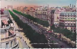 Old FRANCE Postcard PARIS  Champs Elysee - Champs-Elysées