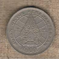 INDONESIA -  100 Rupias 1978  KM42 - Indonesia