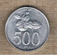 INDONESIA -  500 Rupias 2003  KM67 - Indonesia