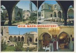 CYPRUS - AYIA NAPA - Monastery - 1989 - Cyprus