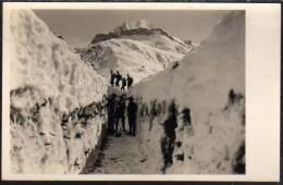 St. Antönien Lawinengebiet 1935 - GR Graubünden