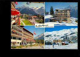 LES DIABLERETS Alpes Vaudoises : Grand Hotel - VD Vaud