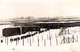 Camp De Prisonniers D'Ohrdruf 1ere Guerre Mondiale 1914-1918 Vue Générale Du Camp Sous La Neige (1) - Guerre 1914-18