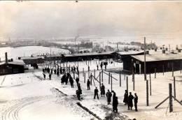 Camp De Prisonniers D'Ohrdruf 1ere Guerre Mondiale 1914-1918 Vue Générale Du Camp Sous La Neige (2) - Guerre 1914-18