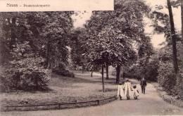 CPA:  NEUSS  (allemagne):  Promenadenpartie En 1906.   (9022) - Neuss