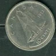 Canada 10 Cents 1973 Pia1604 - Canada