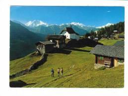 Suisse // Valais // Bettmeralp - VS Valais