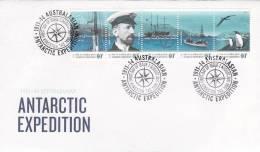 AAT 2011 Antarctic Expedition FDC - Australian Antarctic Territory (AAT)