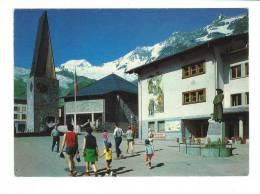 Suisse // Valais // Saas-Fee - VS Valais