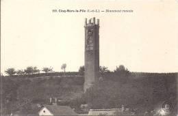 CINQ MARS LA PILE    MONUMENT   ROMAIN    BEL ETAT - Non Classificati