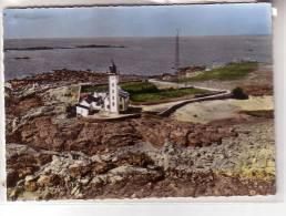 29 ILES Des GLENAN ( Finistère ) - Centre Nautique - Phare De L´Ile Aux Moutons Et Les Bâtiments Des Dépendances - CPSM - Zonder Classificatie