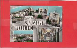 #G0471# S. GIUSEPPE VESUVIANO - VEDUTINE - Napoli