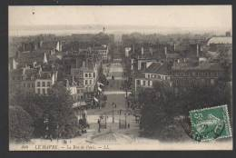 DF / 76 SEINE MARITIME / LE HAVRE / LA RUE DE PARIS / CIRCULEE EN 1909 - Unclassified