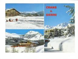 Suisse // Valais //   Crans Sur Sierre - VS Valais